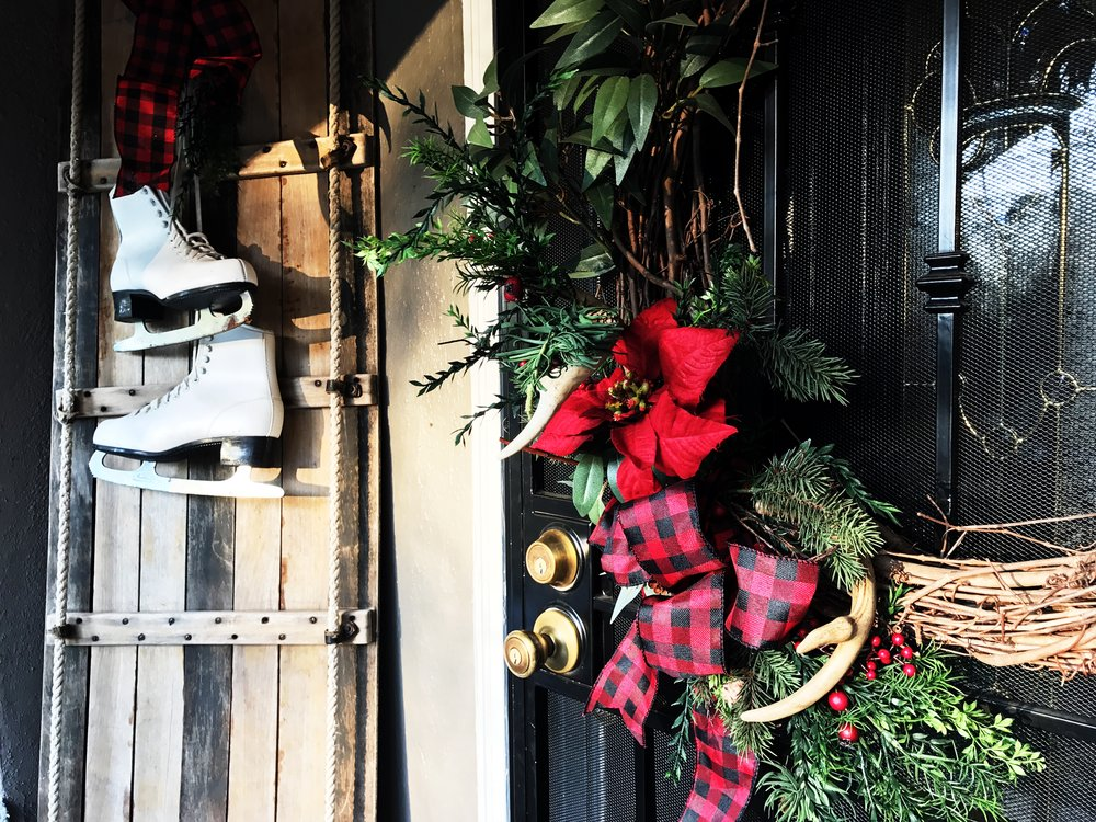 urban cottage living | christmas home tour 2016 | christmas house | christmas decor | small house | small house christmas | small house living