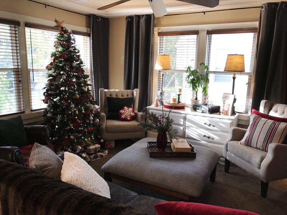 Christmas House Design christmas home tour 2016 — urban cottage living