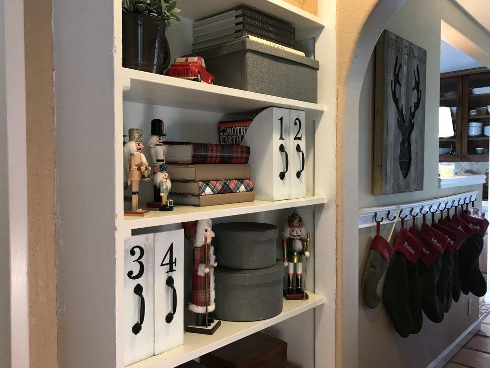 urban cottage living | christmas home tour 2016 | christmas decor | christmas house | christmas home | small house christmas