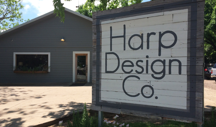 Harp Design Co - tips for visiting Waco