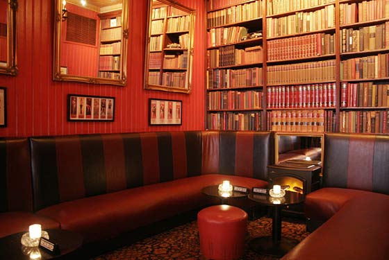 Beekman Bar and Books, NYC