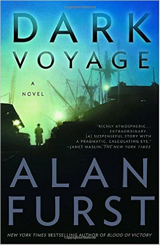 Dark Voyage by Alan Furst