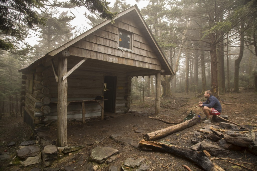 Roan Mountain Shelter