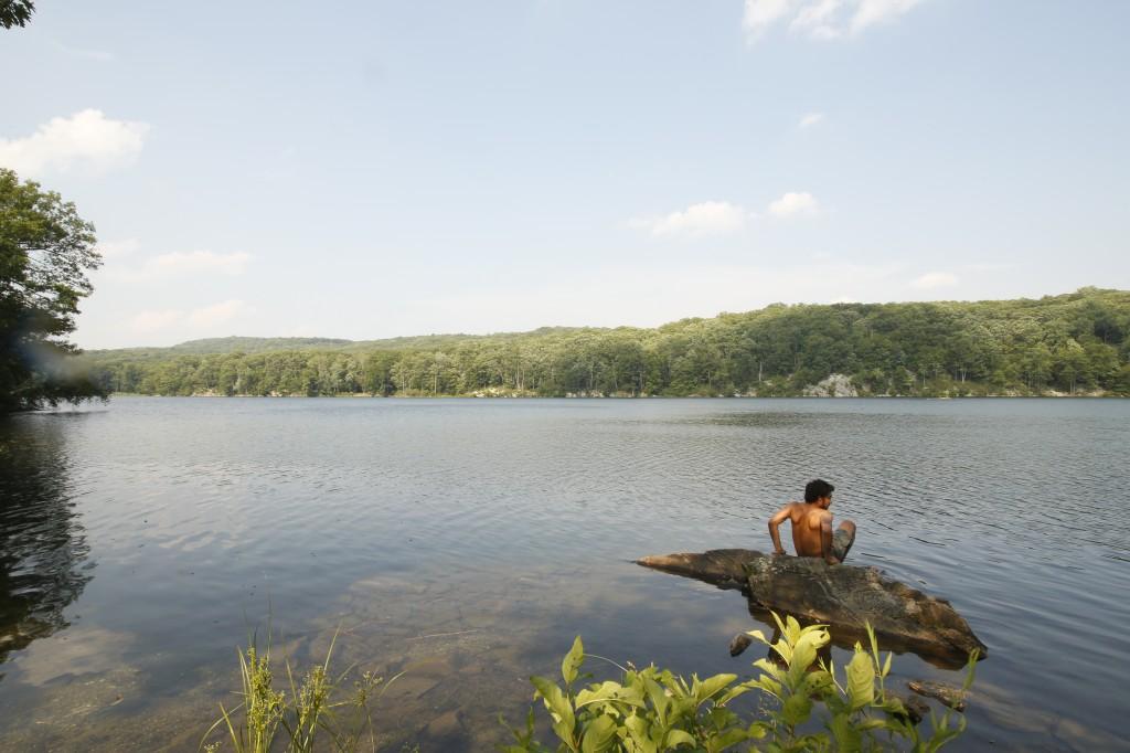 Nuclear lake 1438.1