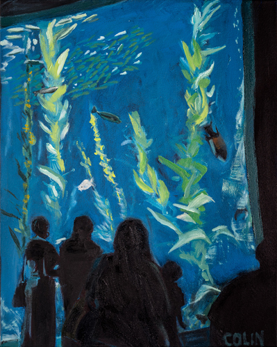 The Giant Kelp