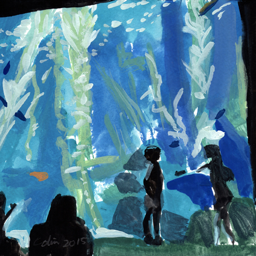 In the Kelp Forest 2