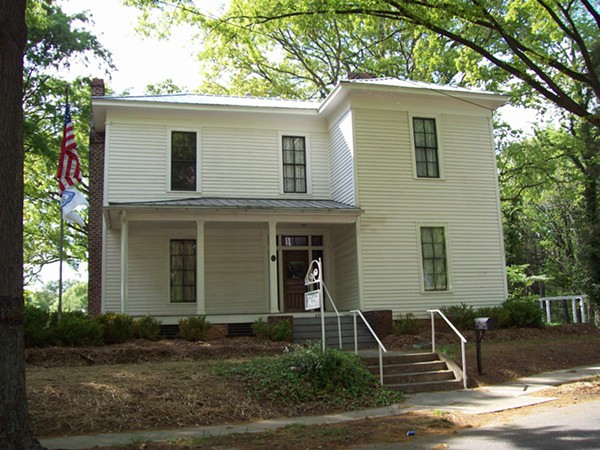 Historic Dowd House