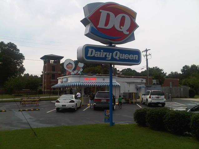 Neighborhood Vintage Dairy Queen