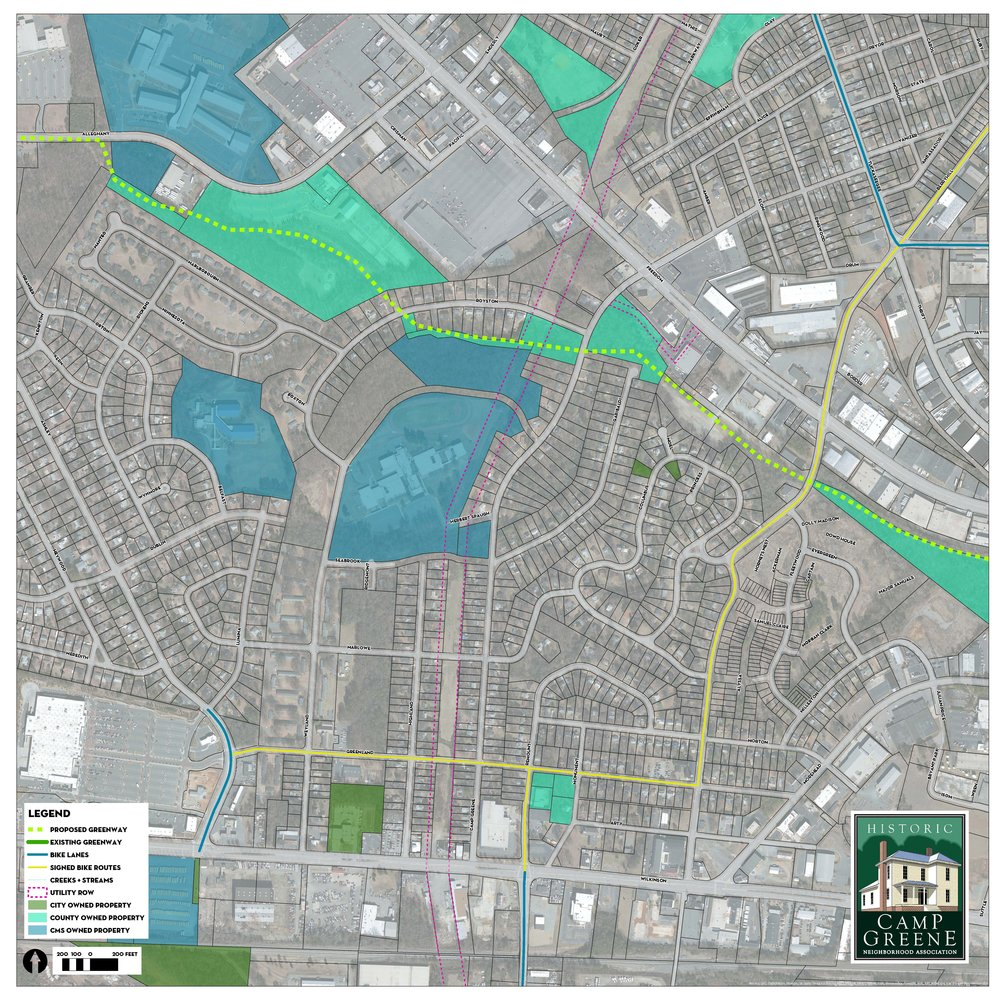 Freedom Park Charlotte Nc Map.About Camp Greene Neighborhood Association
