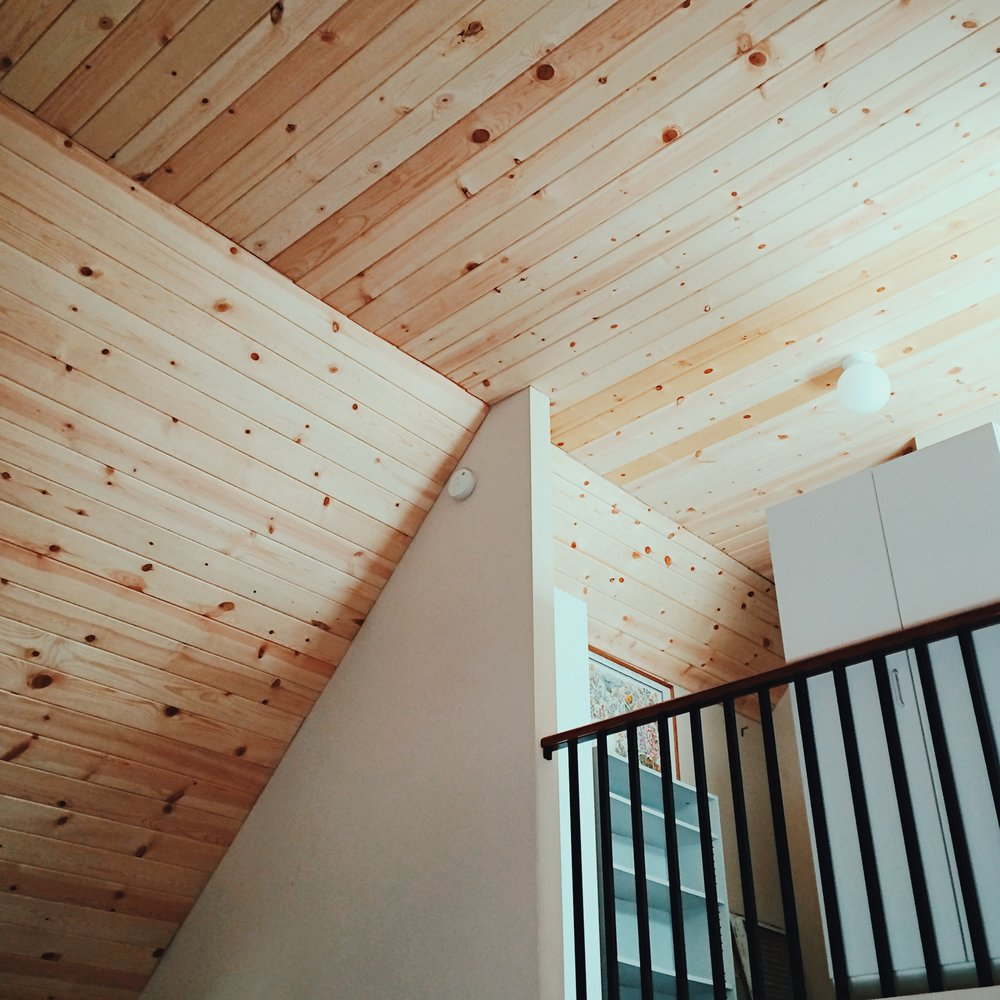 Pine Interior