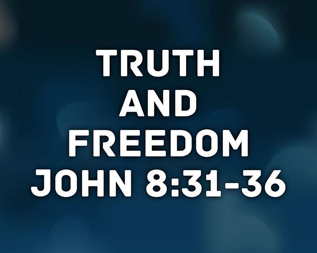 "Jesus is the ""Light of the World"". Meaning, He is the one who eliminates darkness (sin) and leads us in His ways. Tonight we're going to learn about truth and freedom and how it relates to the Light. Please make plans to join us tonight at 6:30! Text by 5:30 Justin if you need a ride."