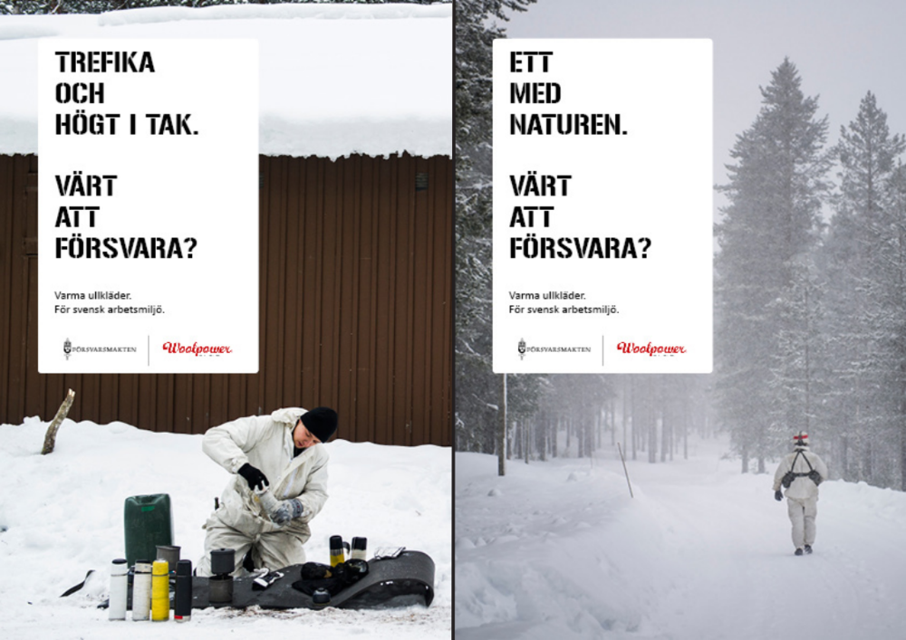 Försvaret Woolpower 2 Copywriter Anders Hektor.png