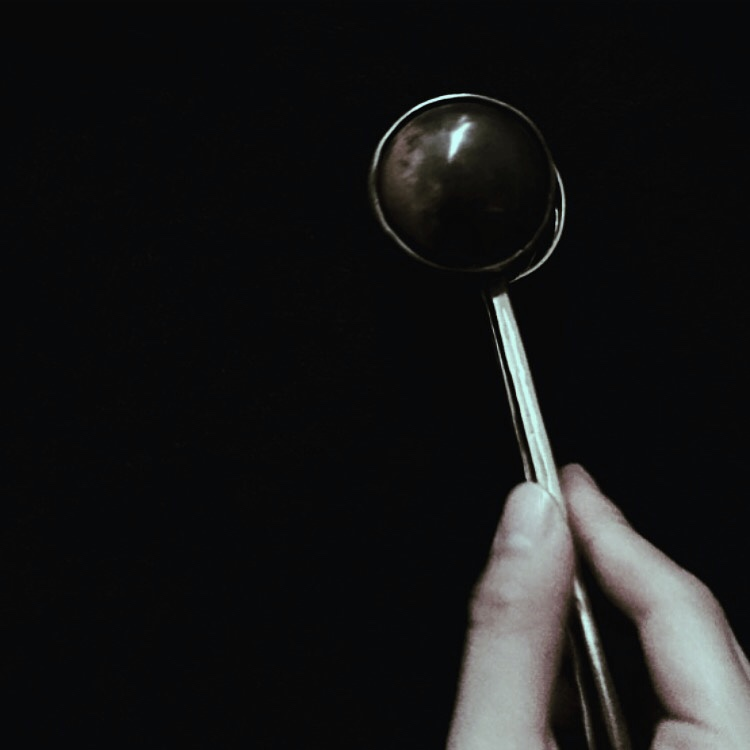 """Lollipop"" spoon design"