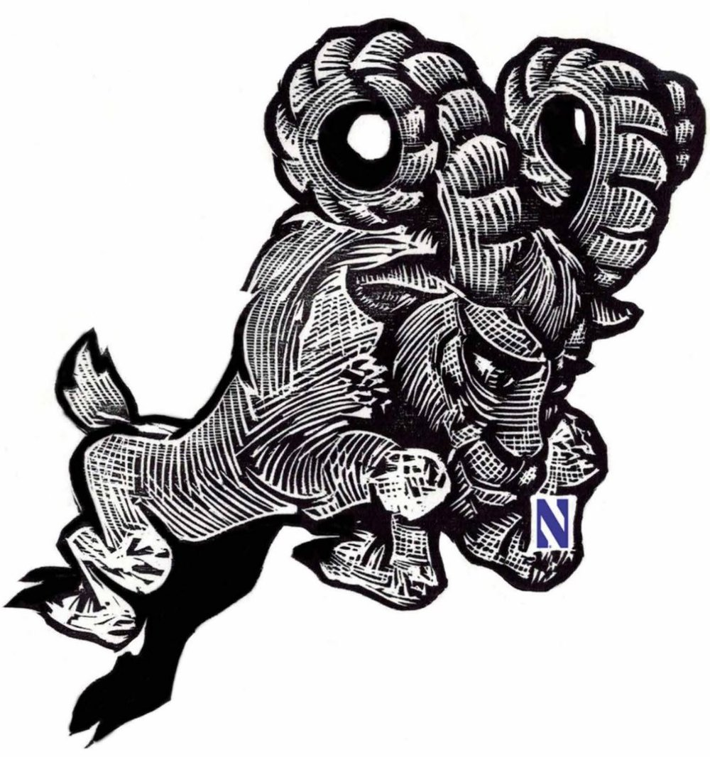Thibaut, the RAMLAB mascot