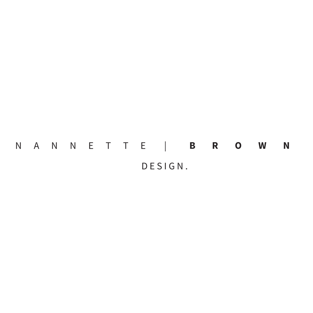 Nannette Brown Design Logo