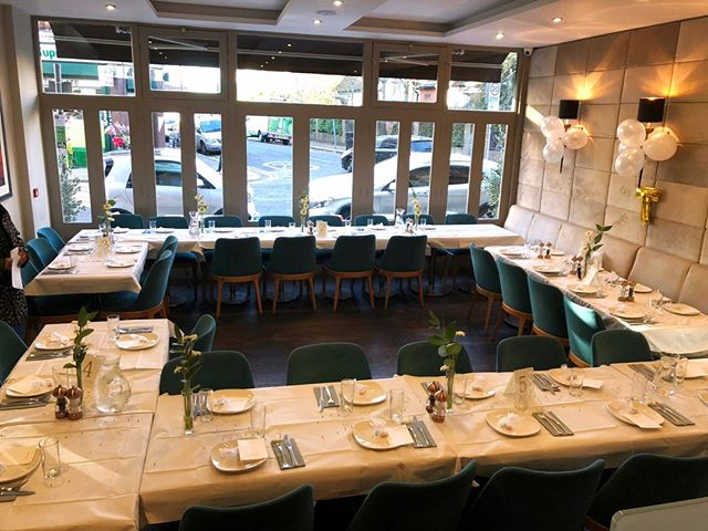 We are ready to host you and your party for all kinds of celebrations! Take your gathering to a whole new level at #IshtahLondon! 🍽️👌 😋 #LunchDEAL: 1 starter + 1 main = £10.95 (/) Mon-Fri, 12am-4pm . . . #London #Finchley #Barnet #TurkishRestaurant #MediterraneanFood #Lunch #londonfood #londonfoodie #londonfoodies #londongram #londonrestaurants #londonrestaurant #northlondon #turkishfood #mediterraneancuisine #turkishcuisine #finchleycentral #londonboroughofbarnet #londonplaces #londontown #londonlife #londonlunch #londondeal #londondeals #toplondonrestaurants #redbridge #eastfinchley #restaurant