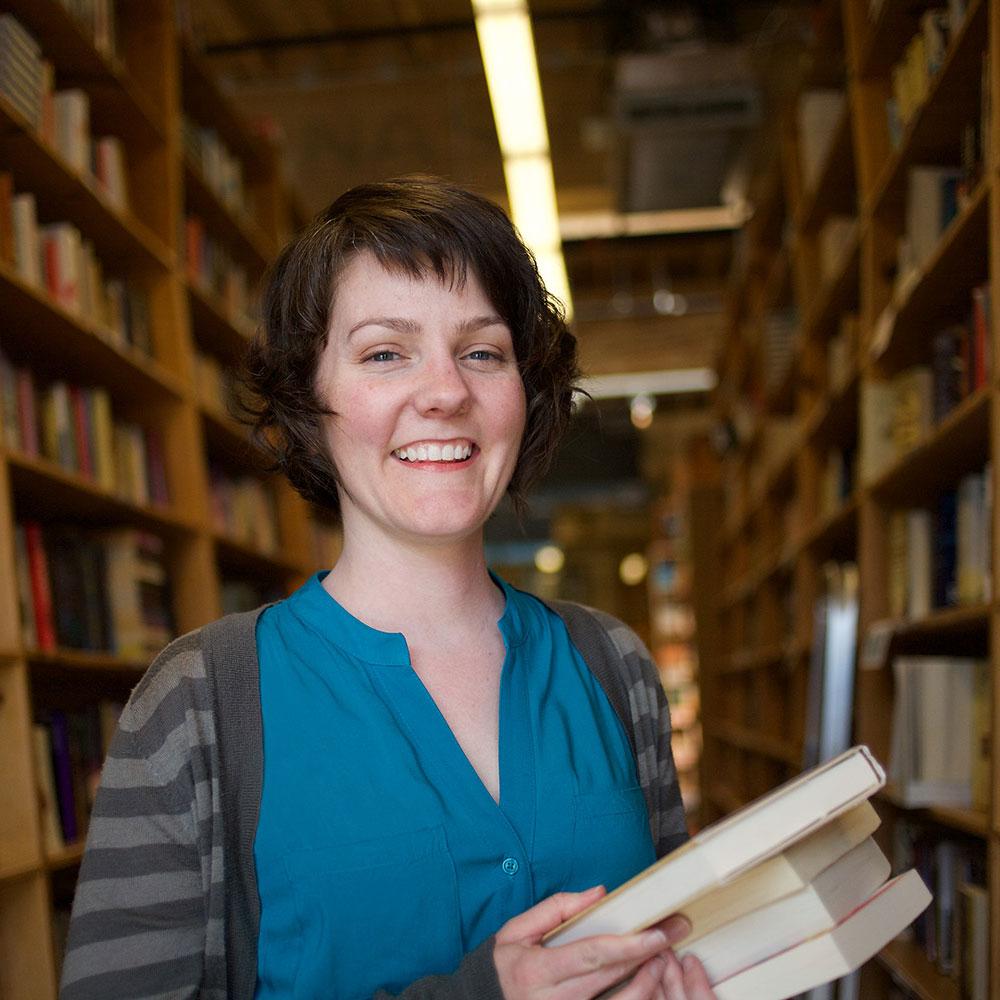 Sheila Ashdown Editor & Potato That Won't Quit