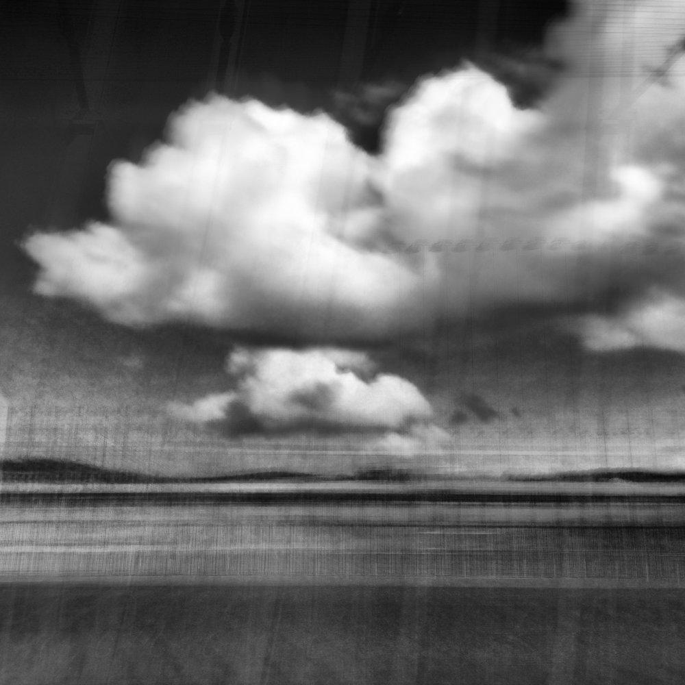 wolken zugfenster