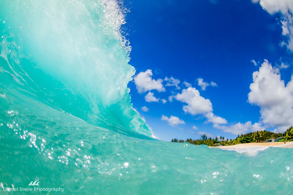 Waves & Shorebreak  -