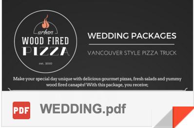 Wedding Brochure PDF