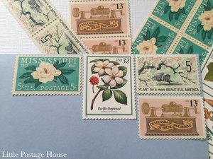 083ea74ca Vintage Postage — Little Postage House   Curated Vintage Stamps