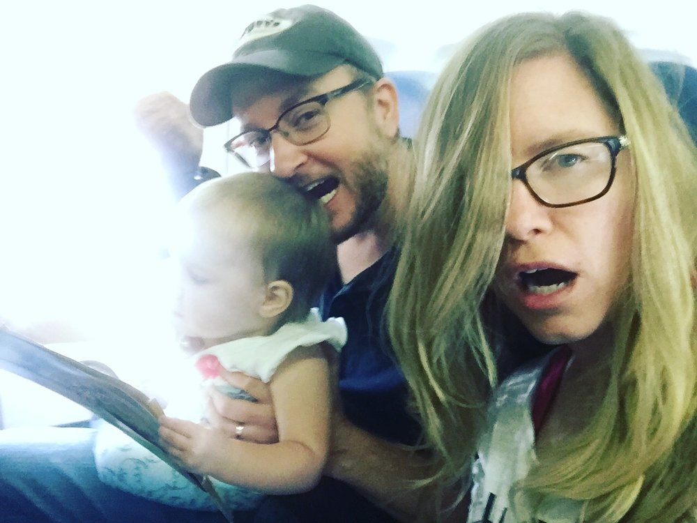 thompsons on a plane.JPG