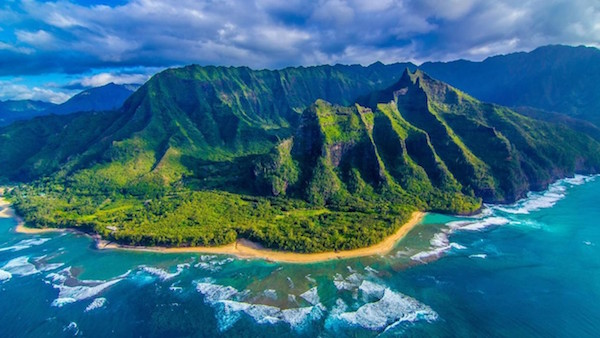 """The Big island of Hawaii"""