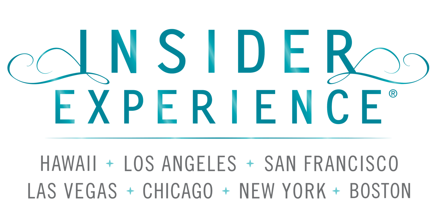 Insider Experience – DMC MODEL – Los Angeles, LA, San Francisco, New York, NY, Hawaii, Waikiki, Las Vegas