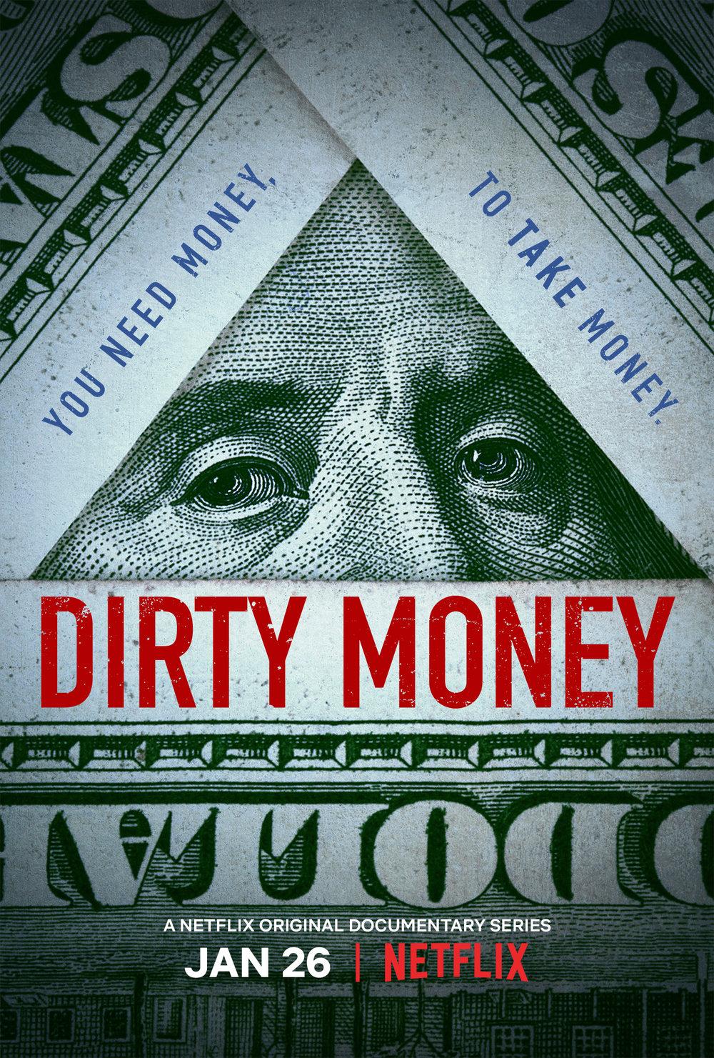 """Dirty Money: Drug Short"" - Netflix, Season 1, Episode 3 (2018)"
