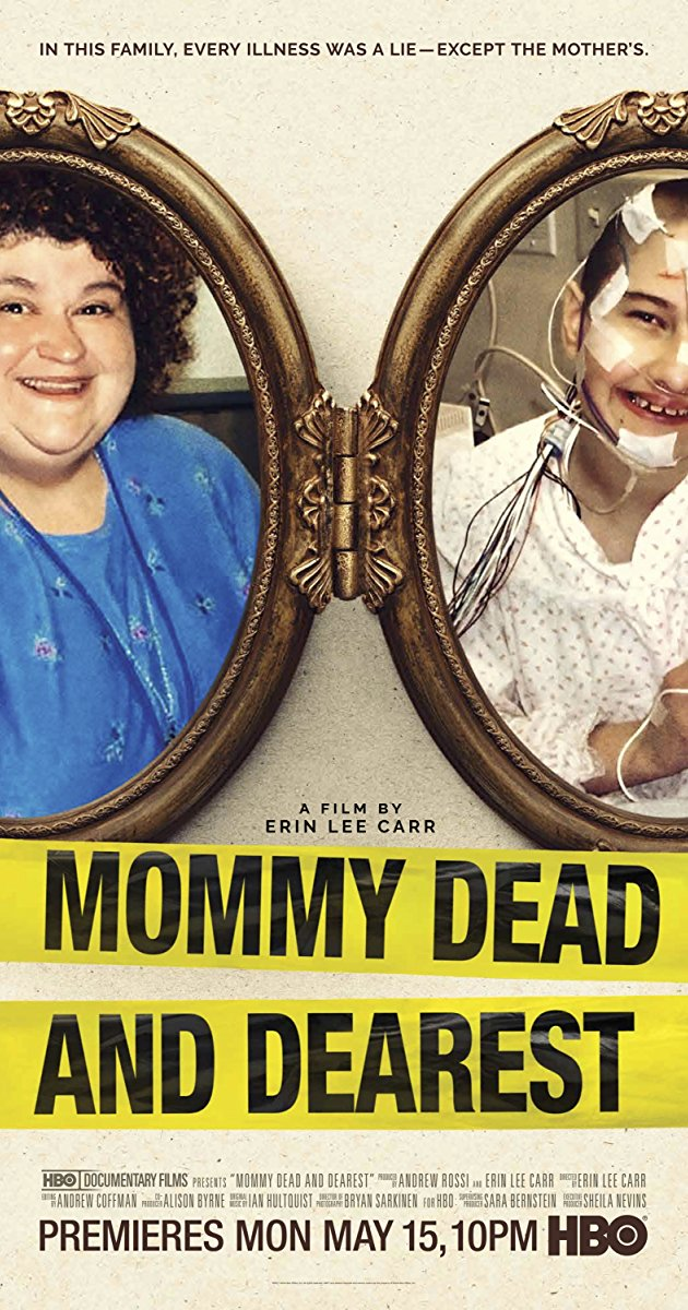 """""""Mommy Dead and Dearest"""" - Role: Director, ProducerProduction: HBO Documentary Films, Abstract (2017)"""