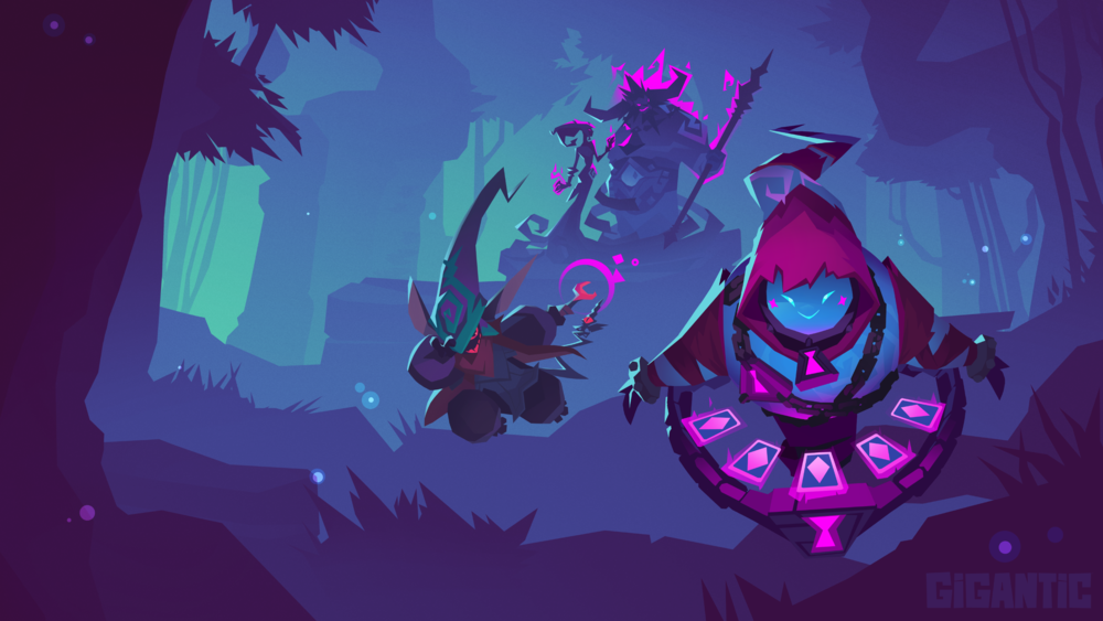 Gigantic: Corruption