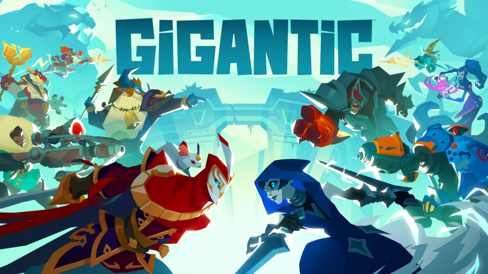 Gigantic Key Art
