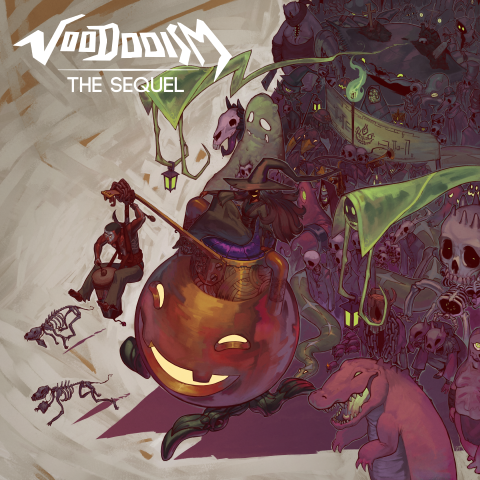 Voodooism - The Sequel