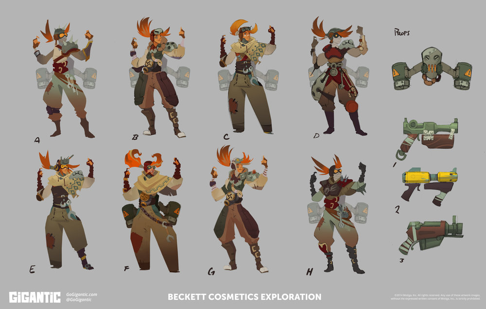 Gigantic - Beckett Cosmetics