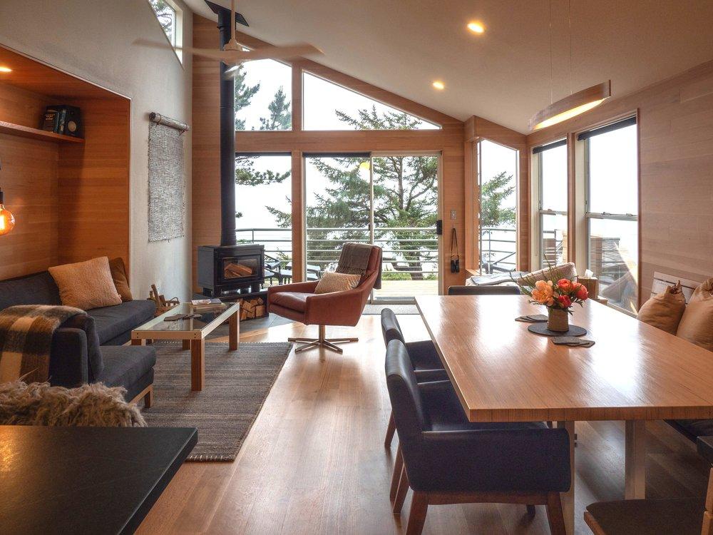 Seacliff Cabin Retreat -Whole House Remodel -Manzanita