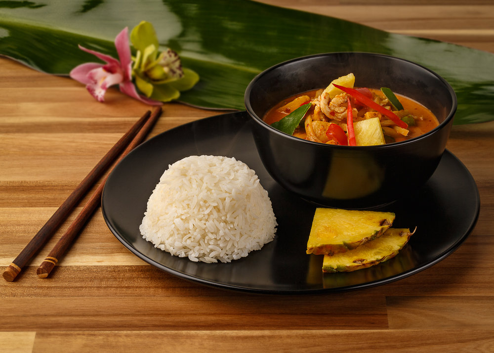 Red Pineapple Curry