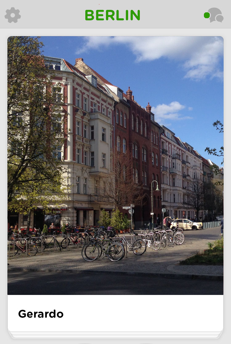 Berlin Prenzlauer Berg Altbaus