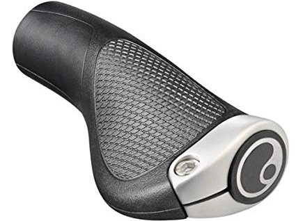 Ergon hand grips with wrist support