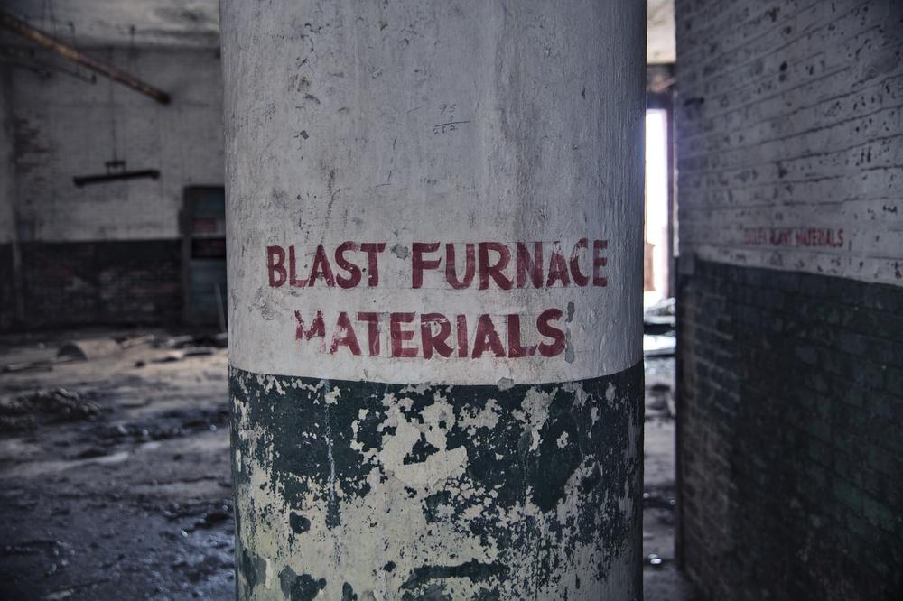 Blast Furnace Materials