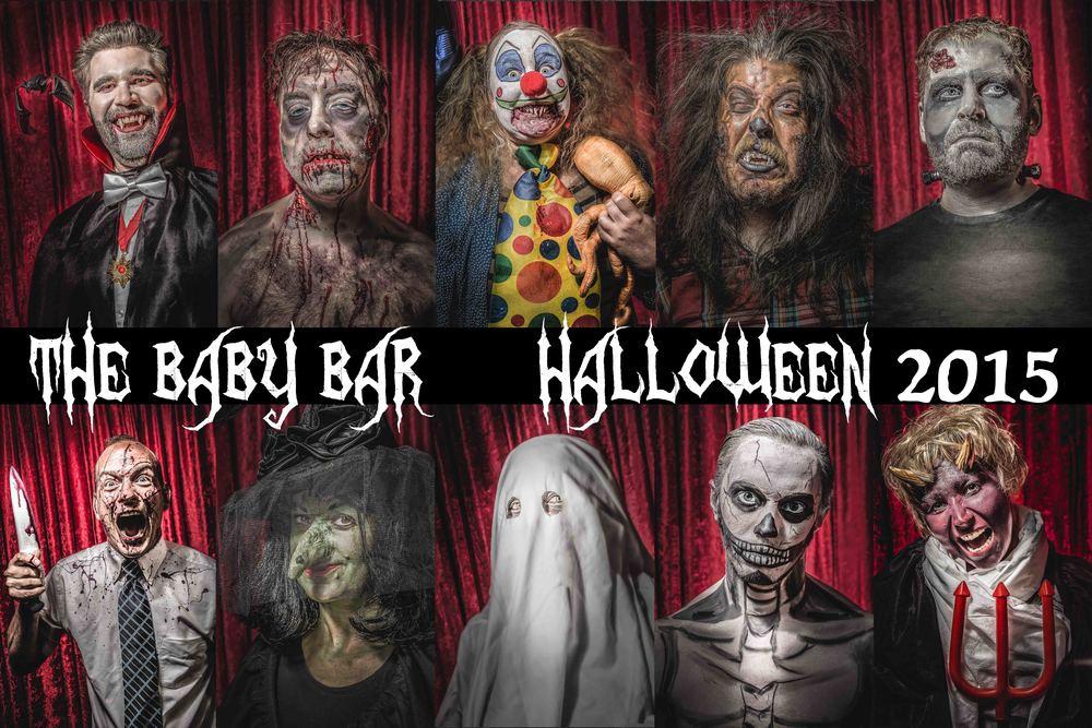 Baby Bar Poster - Web
