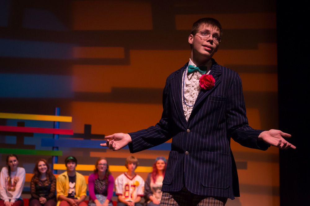 Godspell - University HS - Spokane Valley, WA