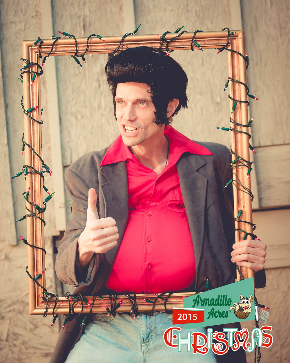 Doug Dawson as Jackson in 'The Great American Trailer Park Christmas Musical'