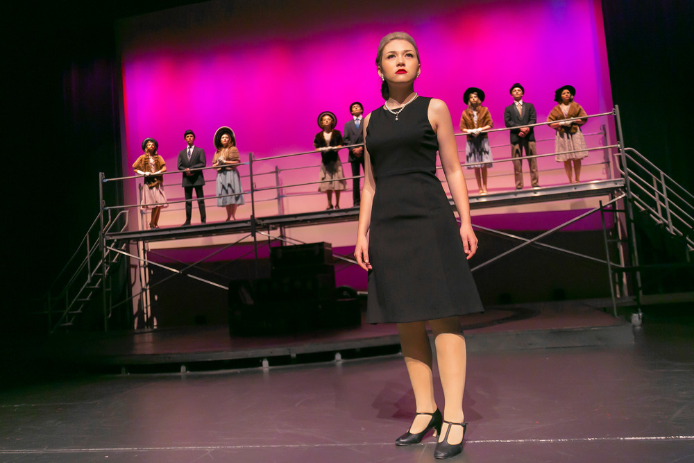 Evita - University HS - Spokane Valley, Wa