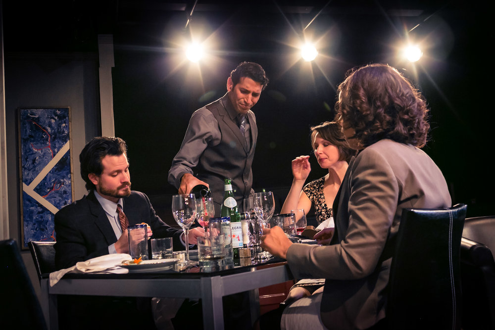 'Disgraced' - The Playhouse SA