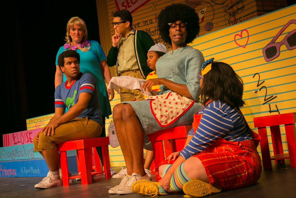 Junie B, the Musical at Magik Children's Theatre