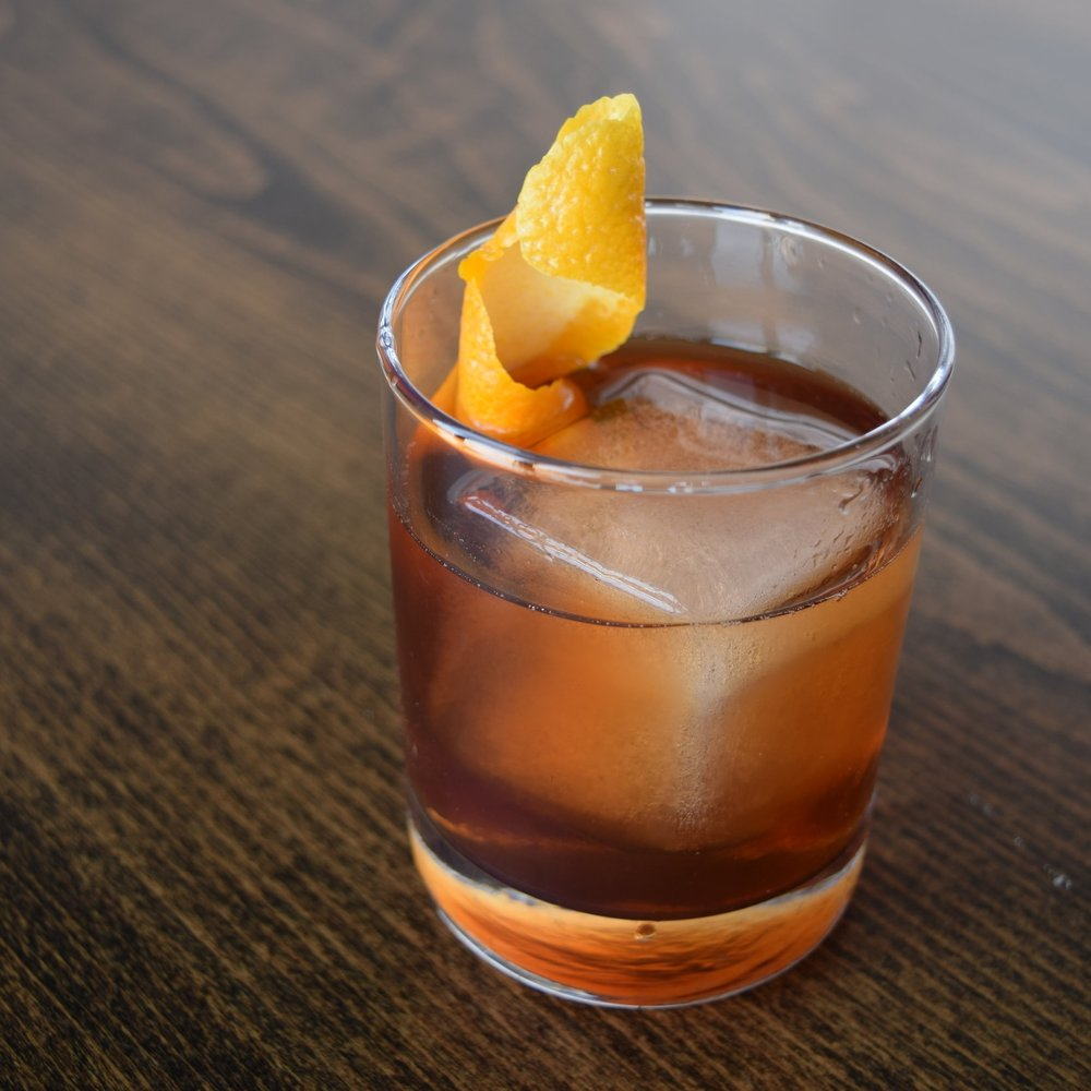 BULLEIT RYEOLD FASHIONED -