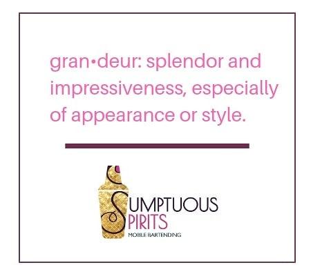 #TheSumptuousExperience - 11/15/18