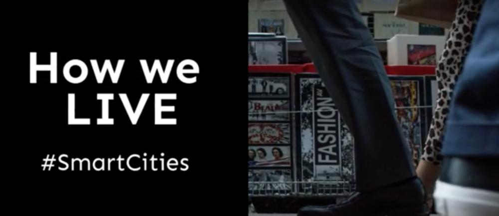 How we LIVE: #SmartCities