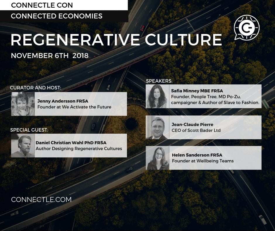 Regenerative Culture