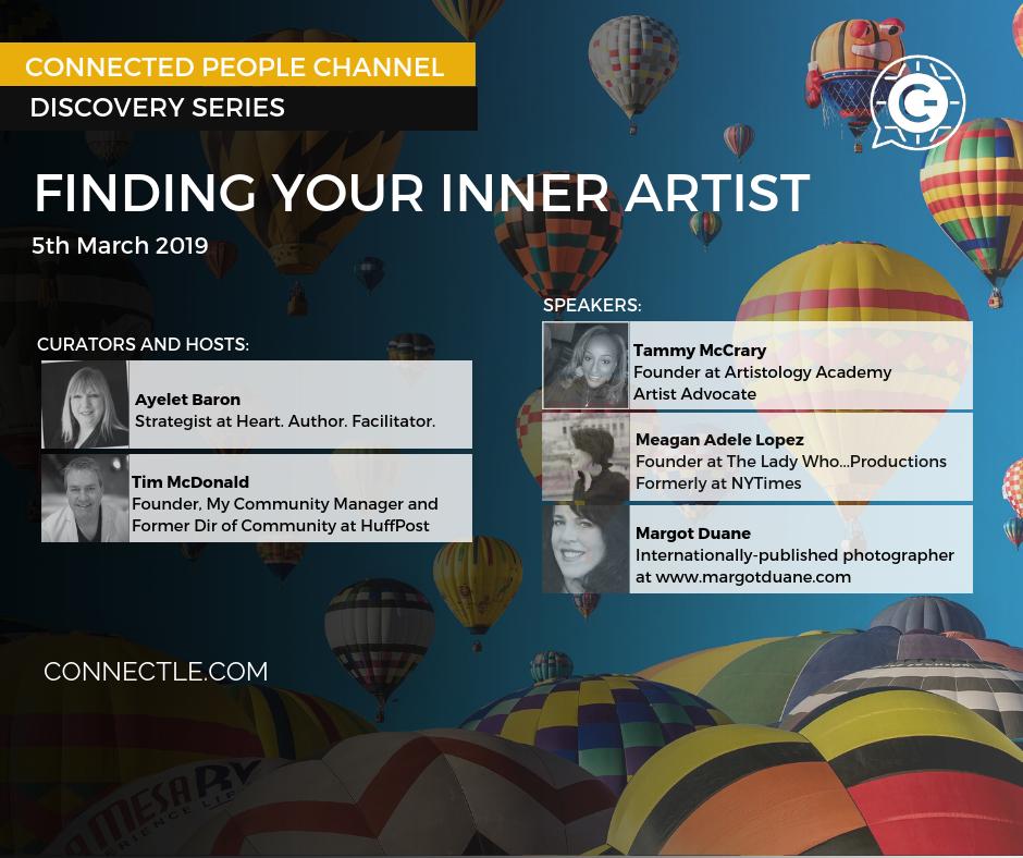 Finding Your Inner Artist